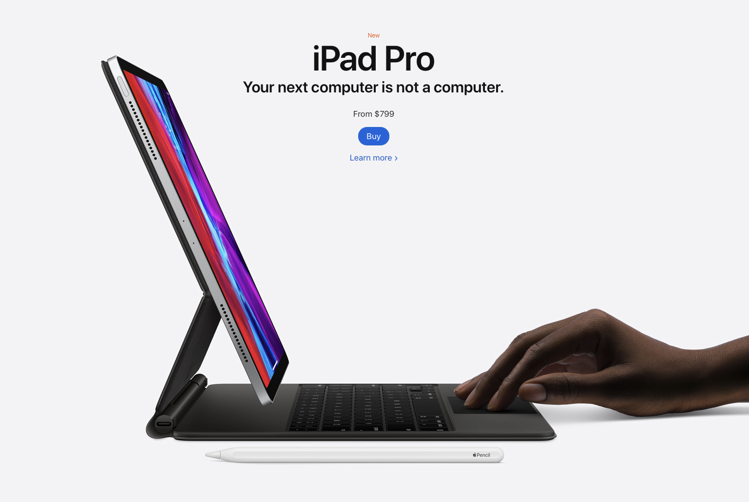 apple value proposition for iPad
