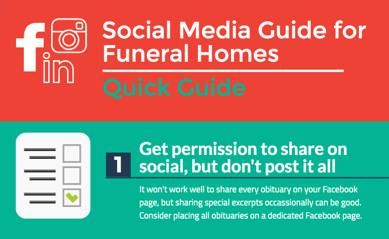 Funeral home social media quick guide
