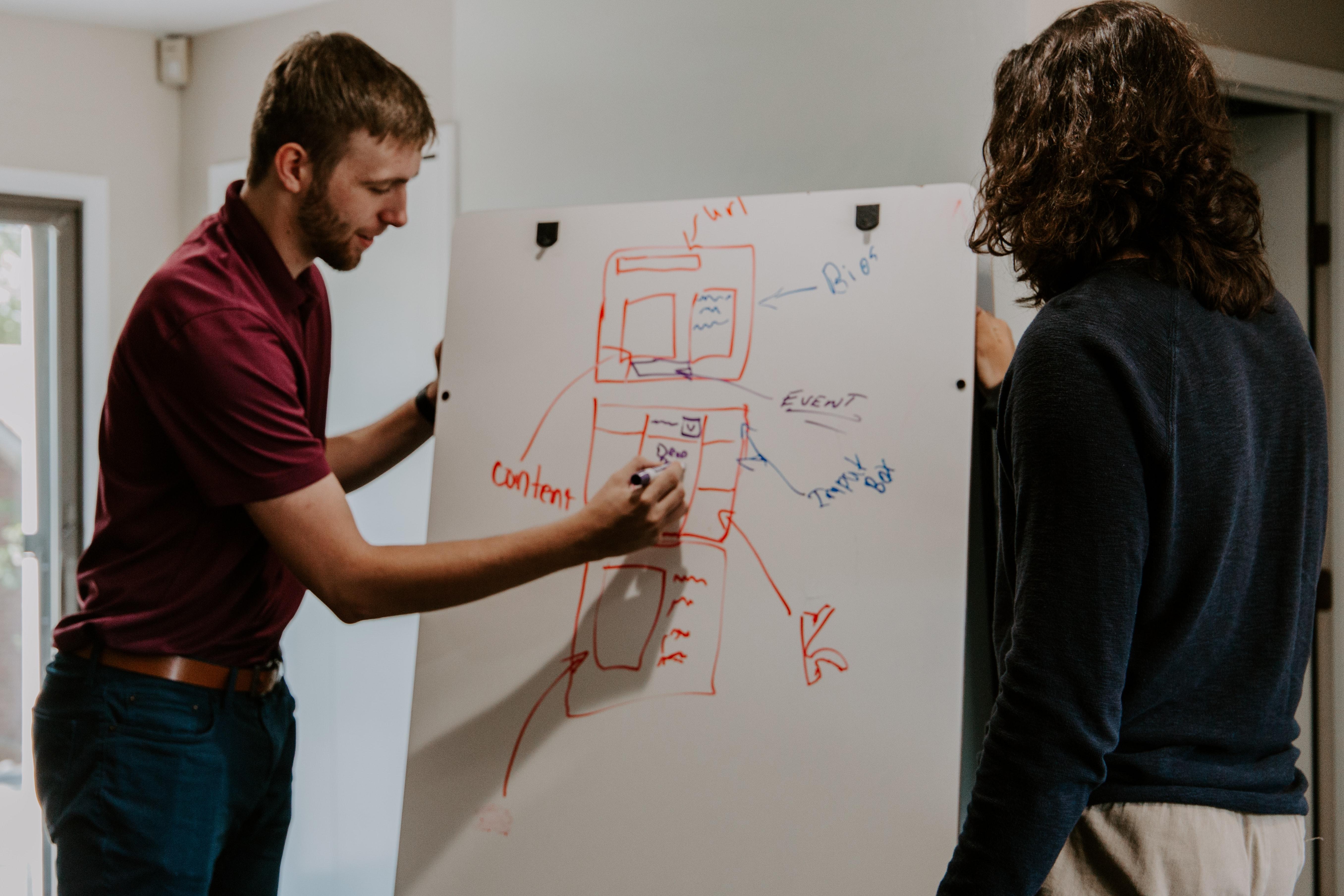 teaching an intern to SEO